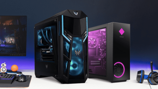 Alle game PC's